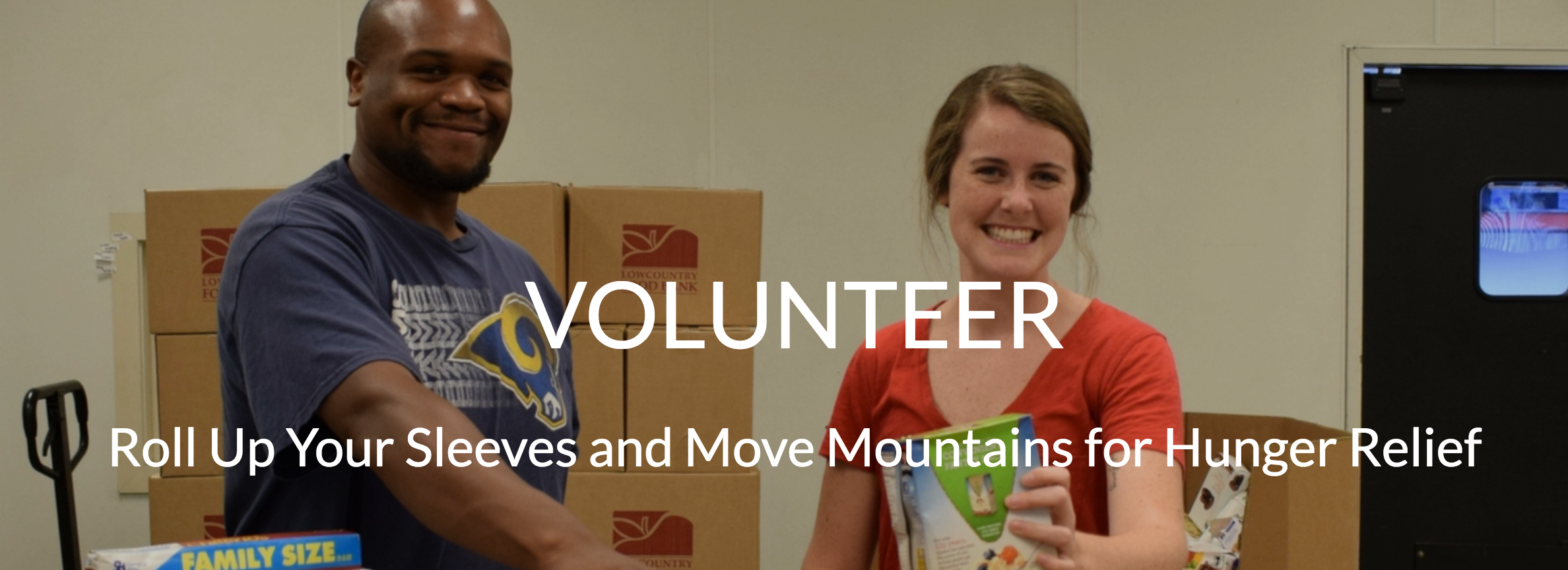 Volunteer Opportunities in the Lowcountry – Get Involved