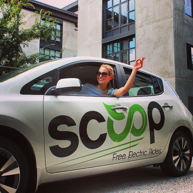 Stay Plugged In With Scoop Charleston S First Electric