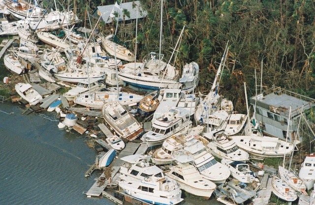 Hurricane Hugo – 30 Years Later (Reflections in Pictures and