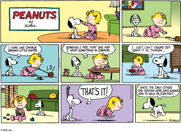 Charlie Brown Sally S Room