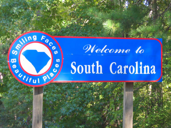 Legal age for dating in south carolina