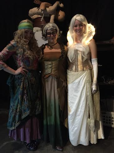 A Wrinkle In Time Theatre Magic In Action Threshold