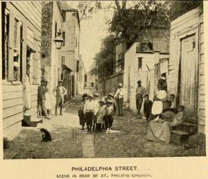 Philadelphia Street, 1866