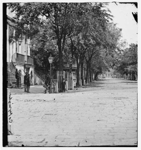 Broad and Meeting Streets 1865