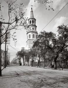 St. Michael's Church - Circa - 1910