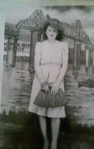 Portrait taken between 1947-1949