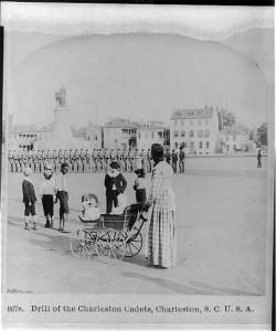 Cadets, 1891