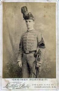 Soldier Portrait - Professional Photo