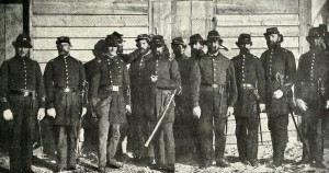 Spring 1861 - Confederate Soldiers
