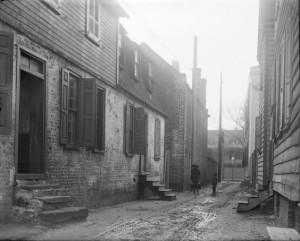 Stoll's Alley - Circa 1880