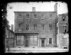 The Heyward-Washington House 1923
