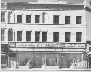 W.T. Grant Building, Circa 1950s