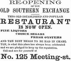 Newspaper Article - Circa 1885