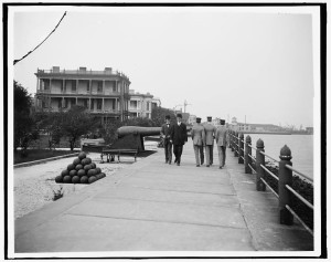 Early Battery Park