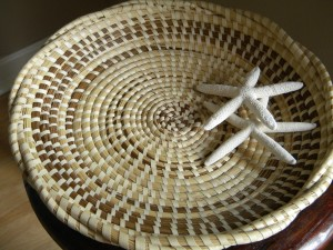 sweetgrass basket 3