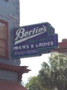 Berlin's Men's and Ladies since 1883