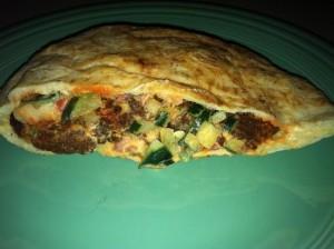 Falafel Pita Sandwich - Charlie's Grocery