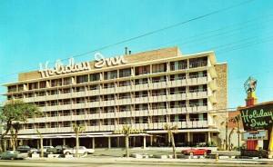 Charleston Holiday Inn - Circa 1960's