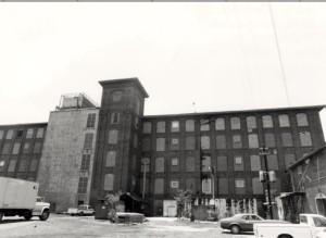 Old Cigar Factory - Circa 1980's
