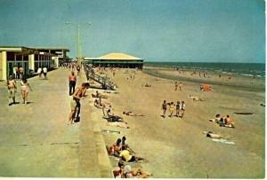Folly Beach - Circa 1960's