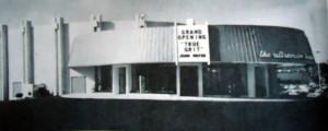Ultravision Cinemas on Sam Rittenberg - Circa 1970's