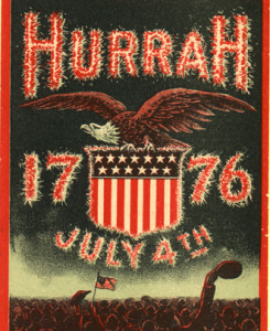 Hurrah 1776, July 4th