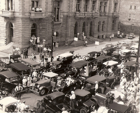 Broad Street, Circa 1930's