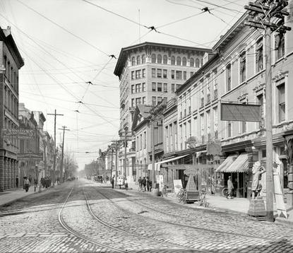 Broad Street 1910
