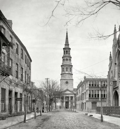 Charleston, SC 1910