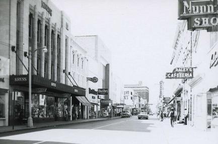 King Street 1960