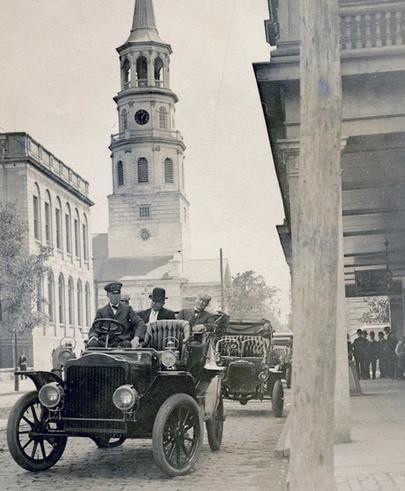 Charleston Memories Photographic Archive Of Vintage