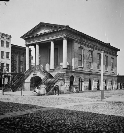 Old Market House 1865