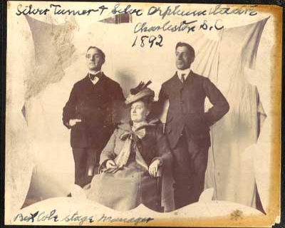 Orpheum Theater 1892