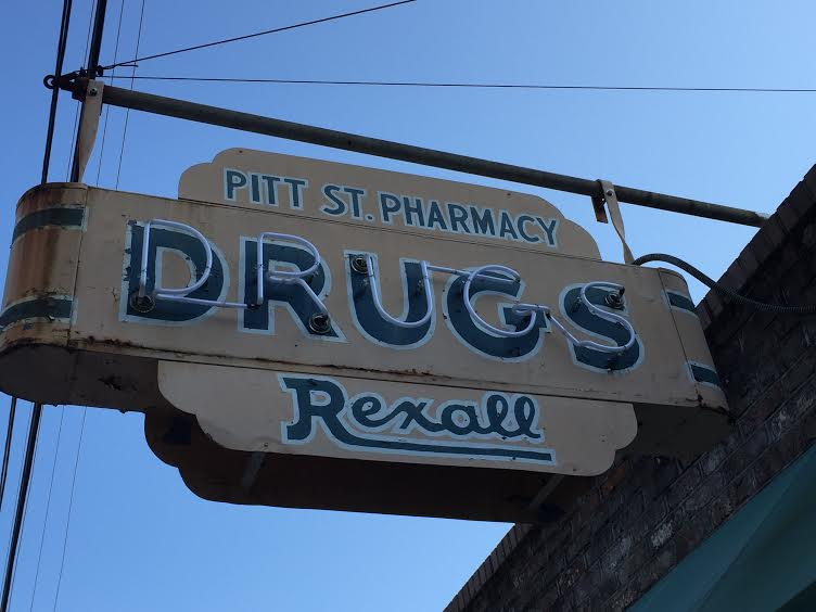 Welcome to Pitt Street Pharmacy