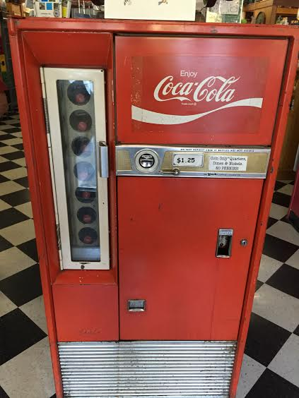 How about an old fashioned soda pop for $1.25