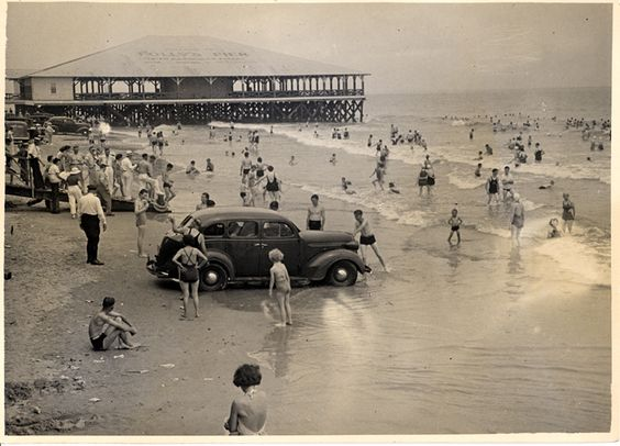 4th of July 1937 Folly Beach