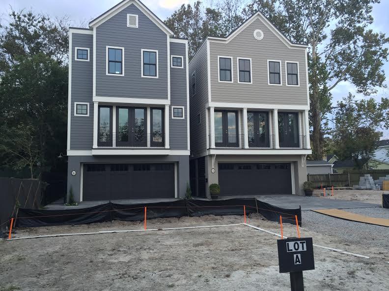 New Development on Huger Street