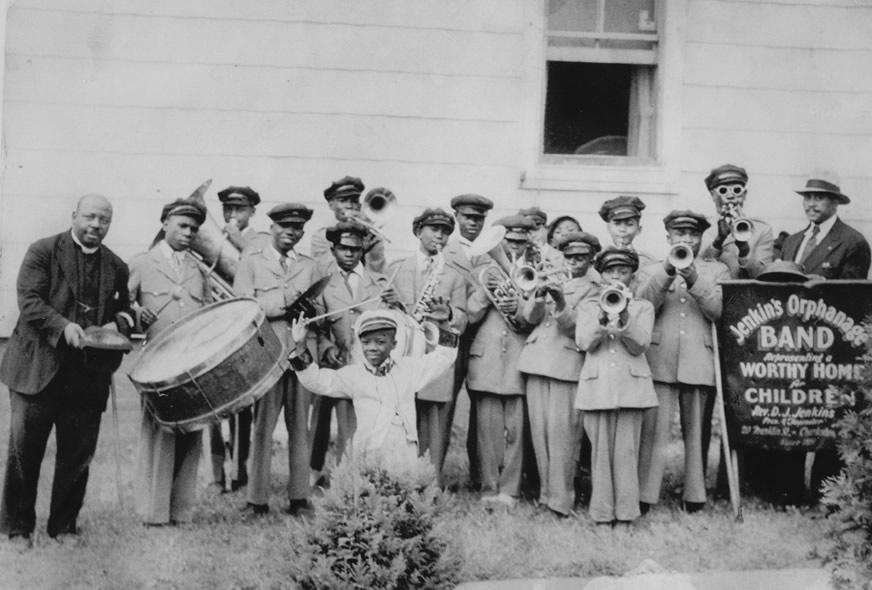 Jenkins Orphanage Band 1920's