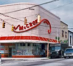 McCrory's Charleston 1980's