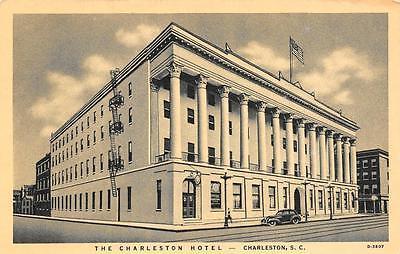 The Charleston Hotel 1930's