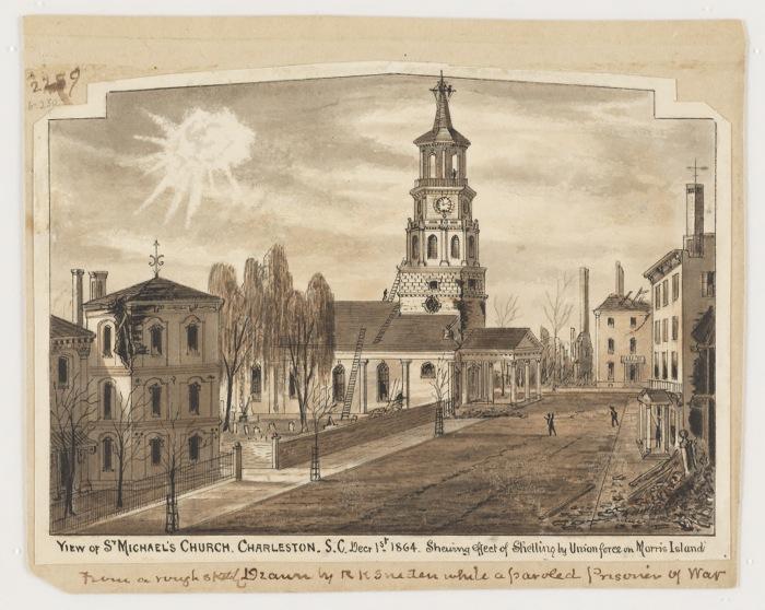 St. Michael's Church - 1864
