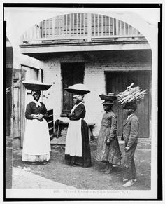 African American Workers in Charleston - 1879