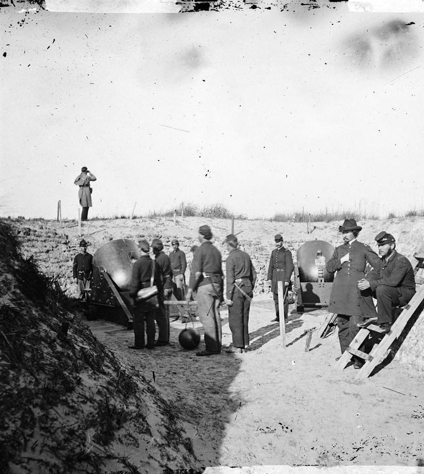 Morris Island - Civil War
