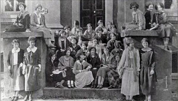 College of Charleston Women - 1920's