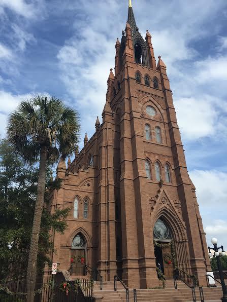 St Michaels Episcopal Church 71 Broad Street Charleston Sc