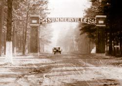 Summerville, SC - 1830's