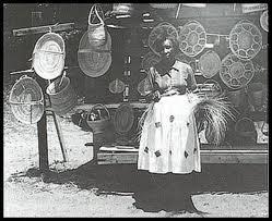 Sweetgrass Vendor