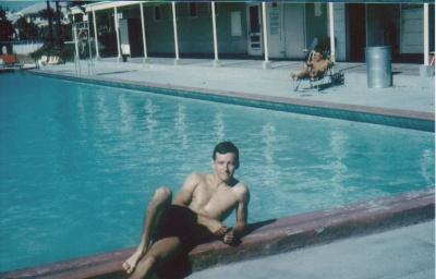 Charleston Submarine Base 1960