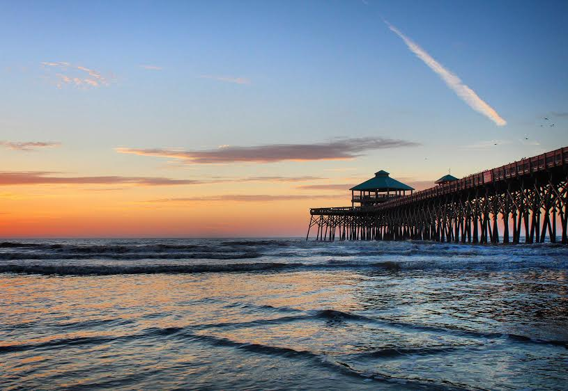 Why a Folly Beach Sunrise is the Most Therapeutic Experience You Can