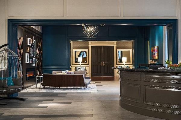Renaissance Charleston Historic District Hotel Unveils Fresh New Design